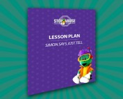 Lesson Plan for Simon Says Just Tell