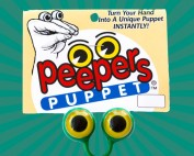 Peepers front packaging