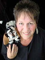 Regina Marscheider is a master puppeteer, producer, and director who has performed numerous shows with her exceptional hand-crafted puppets